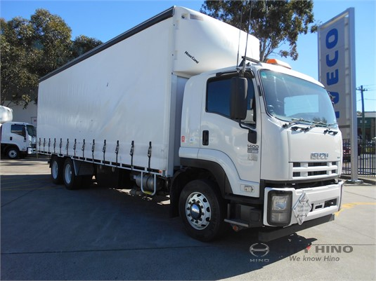 2012 Isuzu FVL 1400 City Hino - Trucks for Sale