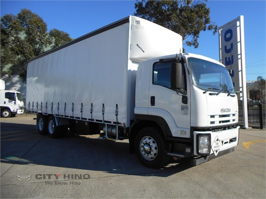 2013 Isuzu FVL 1400 City Hino - Trucks for Sale