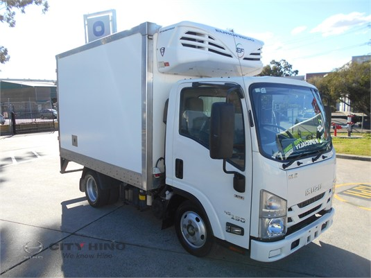 2015 Isuzu NLR City Hino - Trucks for Sale