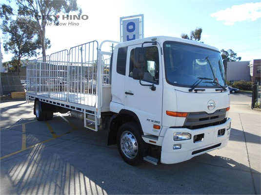 2012 UD PK City Hino - Trucks for Sale