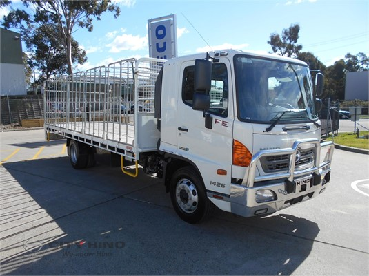 2016 Hino 500 Series City Hino - Trucks for Sale