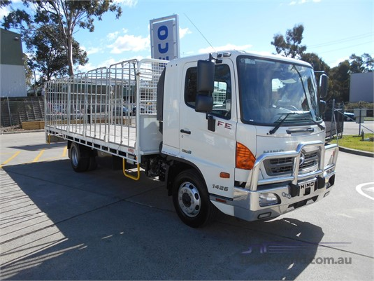 2016 Hino 500 Series - Trucks for Sale