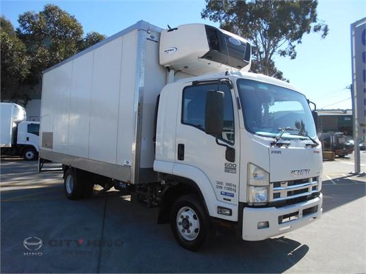 2013 Isuzu FRR City Hino - Trucks for Sale