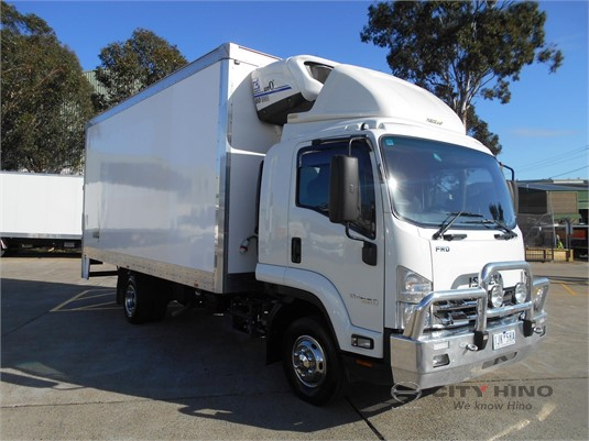 2016 Isuzu FRD City Hino - Trucks for Sale