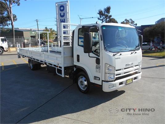 2014 Isuzu NPR City Hino - Trucks for Sale