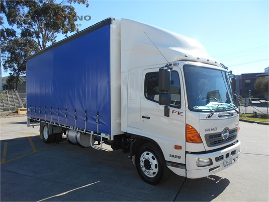 2013 Hino 500 Series City Hino - Trucks for Sale