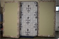 Pillowtop King Mattress and Box Spring