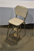 Kitchen Step Chair Made by Cooey Metal Products