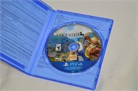 PS4 One Piece World Seeker Game