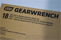 """Gear Wrench 18pc. 3/8"""" Drive Ratchet,"""