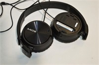 Sony Noise Cancelling Wired Headphones