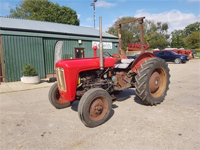 Used MASSEY-FERGUSON Farm Machinery for sale in the United