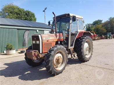 Used MASSEY-FERGUSON 390 for sale in the United Kingdom - 23