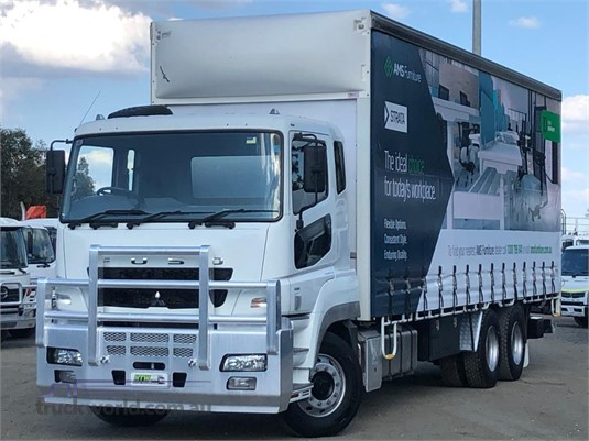 2014 Fuso FV54 - Trucks for Sale