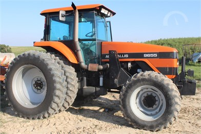 100 HP To 174 HP Tractors Online Auctions In Lyndon, Kansas