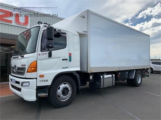 2015 Hino GH1728 South West Isuzu - Trucks for Sale