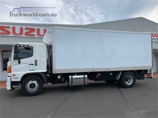 2015 Hino GH1728 South West Isuzu - Trucks for Sale