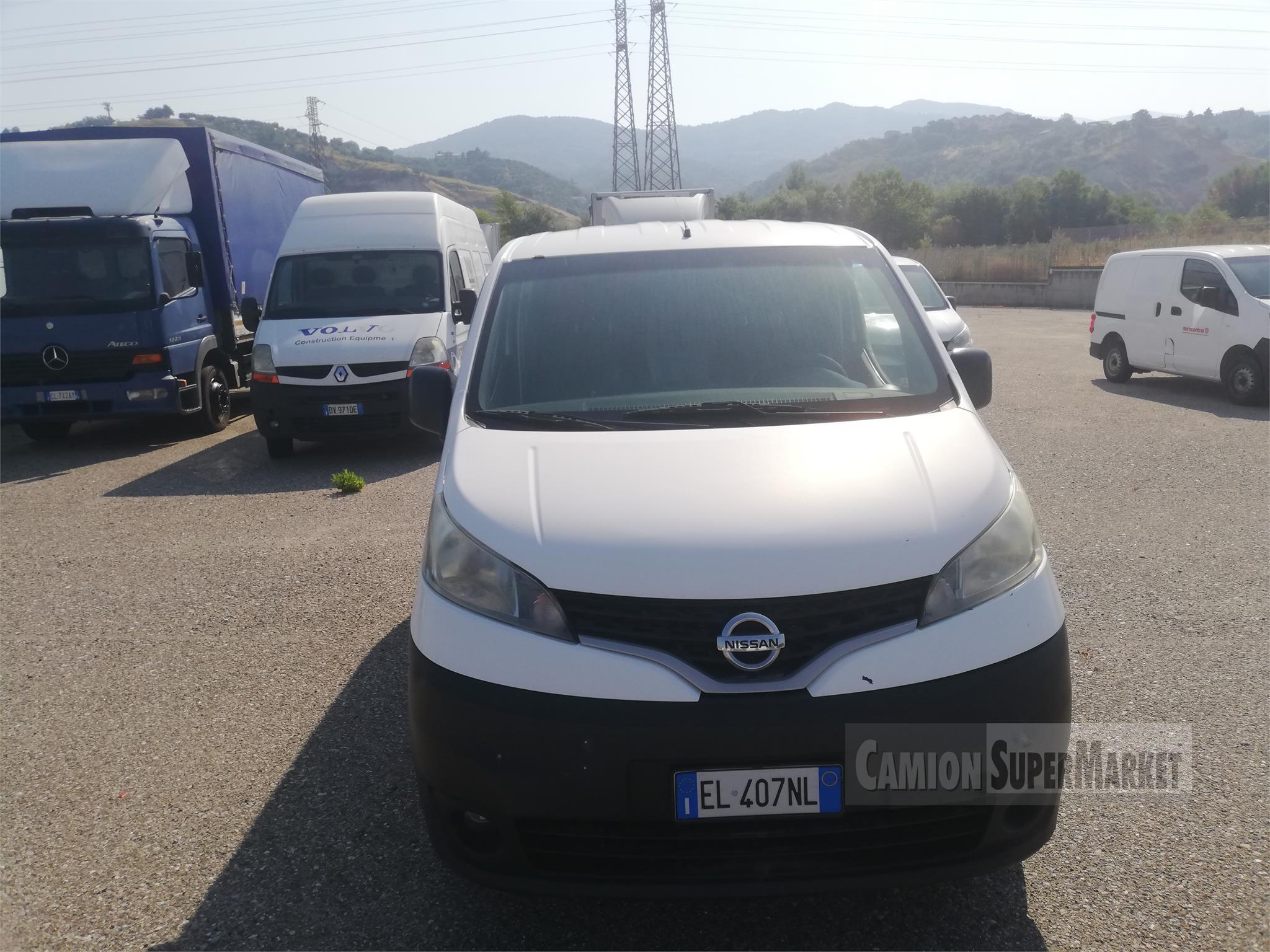 Nissan NV200 Usato 2012 Calabria
