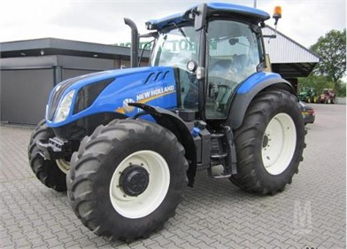 NEW HOLLAND T6 155 For Sale - 39 Listings | MarketBook co za