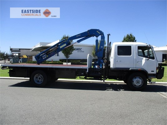 2001 Mitsubishi FM618 Eastside Commercials - Trucks for Sale