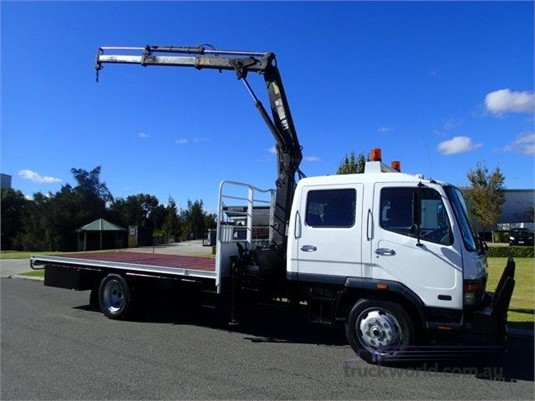 2000 Mitsubishi Fighter FK617 - Trucks for Sale