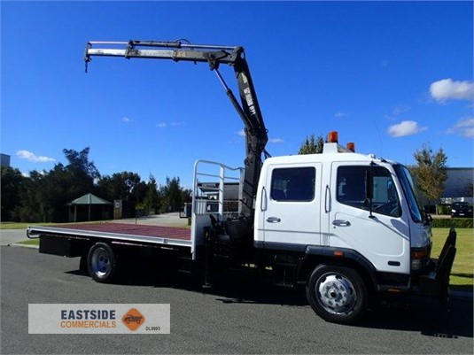 2000 Mitsubishi Fighter FK617 Eastside Commercials - Trucks for Sale