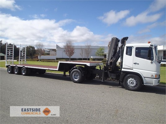 2001 Mitsubishi FP Eastside Commercials - Trucks for Sale