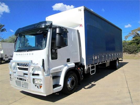2014 Iveco Eurocargo ML160E28 - Trucks for Sale
