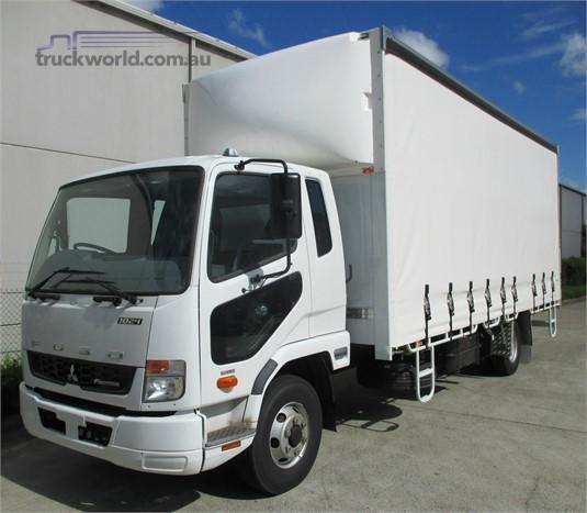 2018 Mitsubishi Fighter 1024 - Trucks for Sale