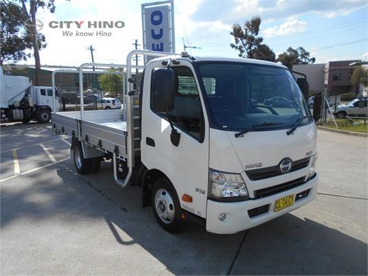 2017 Hino 300 Series City Hino - Trucks for Sale