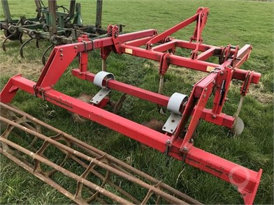 Used KONGSKILDE Farm Machinery for sale in the United