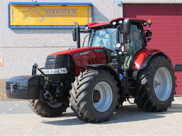 Ejercer Gran engaño antepasado  2016 CASE IH PUMA 220 CVX For Sale In Veen, North Brabant The Netherlands    TractorHouse.com