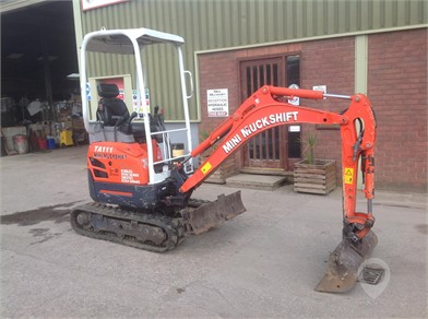 Used KUBOTA Plant Equipment for sale in the United Kingdom