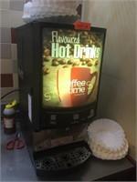 Grindmasteer 3 Flavour Hot Drink Dispenser - PIC3