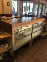 CDS 6' Refrigerated Pastry Case