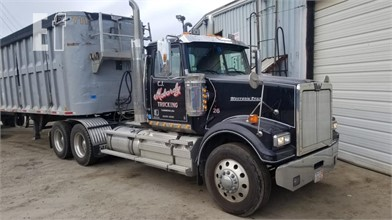 2019 WESTERN STAR W4900SF TRACTOR  VIN Other Online Auctions