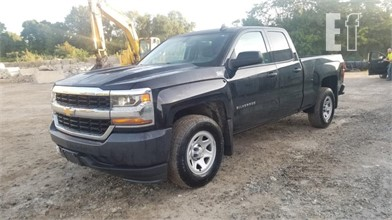 2017 CHEVY SILVERADO Other Online Auctions - 1 Listings
