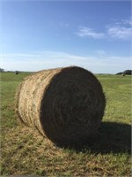 Online Only Hay  Auction