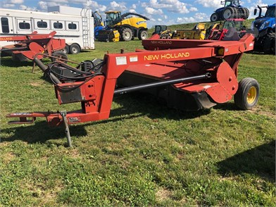 Mower Conditioners/Windrowers For Sale In Michigan - 99