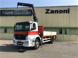 MERCEDES-BENZ AXOR 1828  used