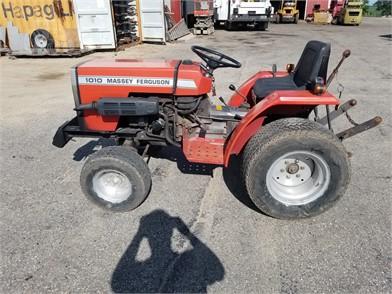 MASSEY-FERGUSON 1010 For Sale - 7 Listings   TractorHouse