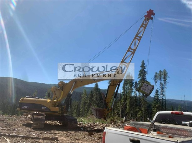 CATERPILLAR 325 Forestry Equipment For Sale - 16 Listings
