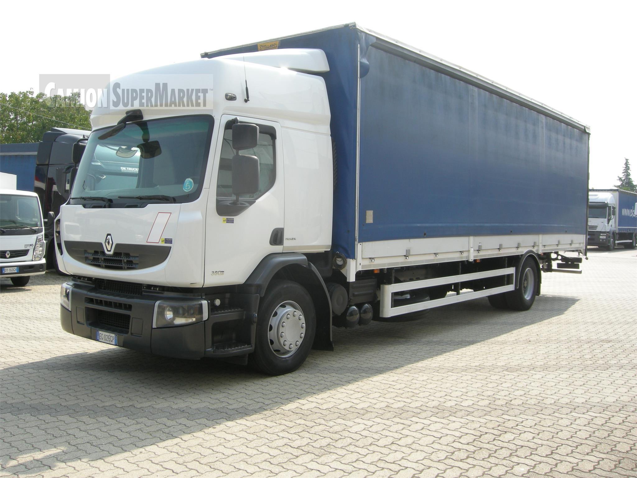 Renault PREMIUM 380 Uzywany 2011