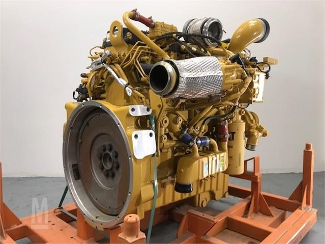 CAT C9 Engine For Sale In Chicago, Illinois