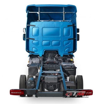 DAF FA LF260 12T 4x2 Rigid Sleeper Cab