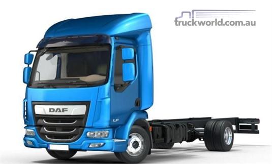DAF FA LF290 18T 4x2 Rigid Sleeper Cab
