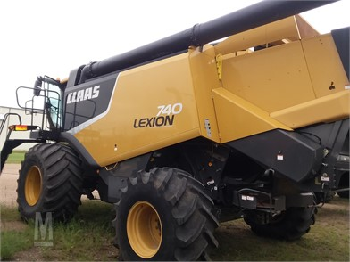 CLAAS LEXION 740 For Sale - 40 Listings | MarketBook ca