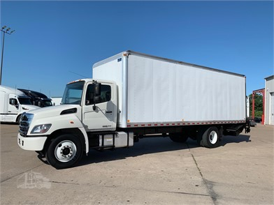 Hino Trucks For Sale By QUAD CITY PETERBILT - 5 Listings