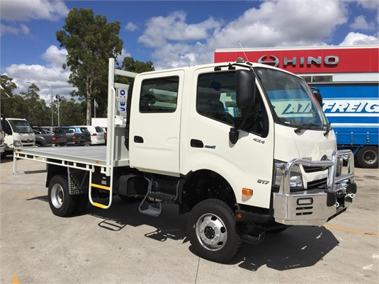 2018 Hino 300 Series 817 4x4 - Trucks for Sale