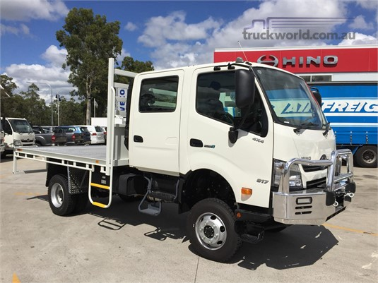 2018 Hino 300 Series 817 4x4 - Trucks for Sale